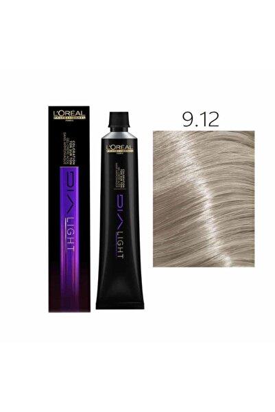L'oreal Professionnel Dia Light 9.12 Saç Boyası 50 ml