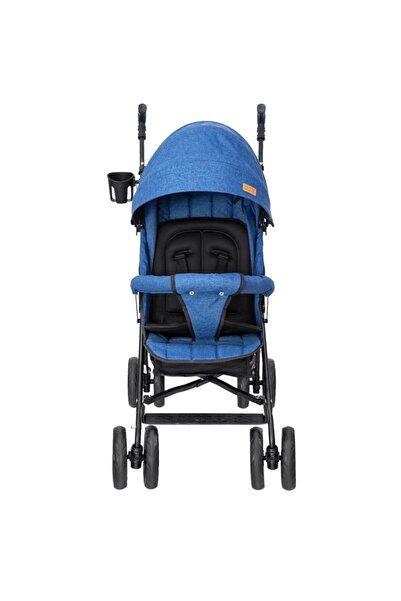 Siena Baston Bebek Arabası Mavi