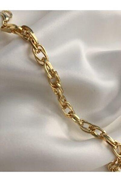 Gold Zincir Bileklik