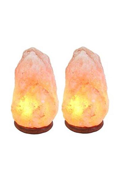 himalaya tuz lambası 2 Adet 4-6 Kg. Kaya Tuzu Lambası