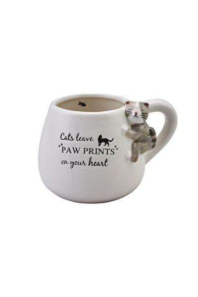 Karaca Animal Cat Mug