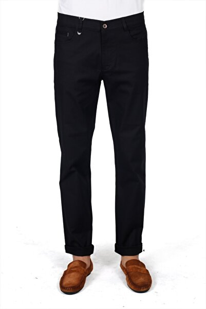 Jakamen Siyah  Regular Fit   Pantolon - JK29RF12M006_001