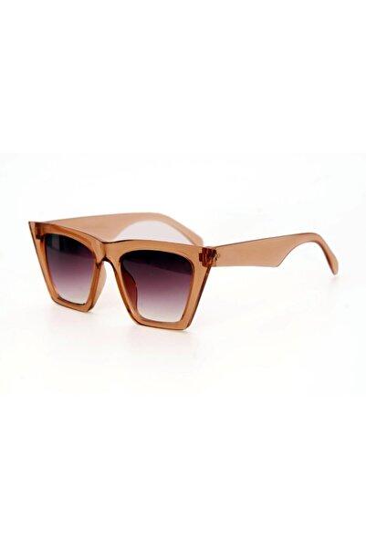 Transformacion Kadın Güneş Gözlüğü Kahverengi 711415