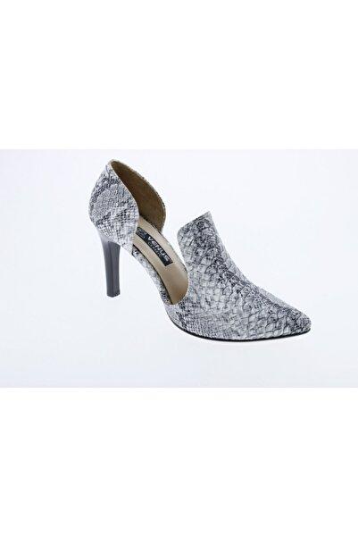 Venüs Kadın Gümüş Ayakkabı  2028224y