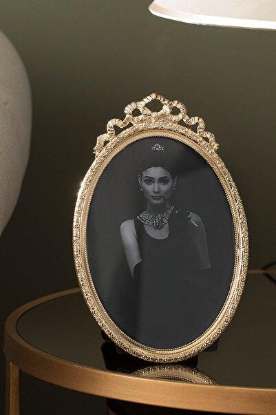 Madame Coco Wieme Çerçeve - Gold