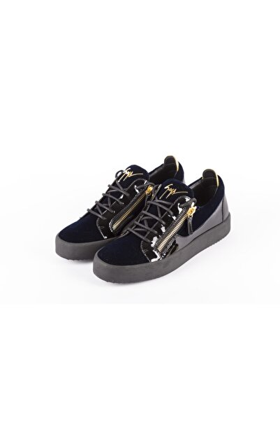 Giuseppe zanotti Erkek siyah Sneakers