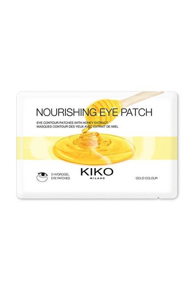 KIKO Göz Çevresi Aydınlatıcı Kağıt Maske - Nourishing Eye Patch