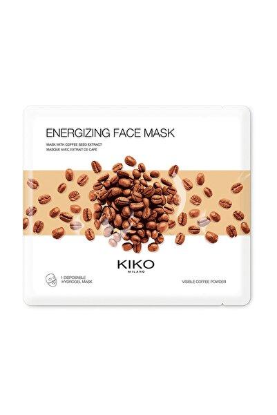KIKO Enerji Veren Hidrojel Kağıt Maske - Energizing Face Mask