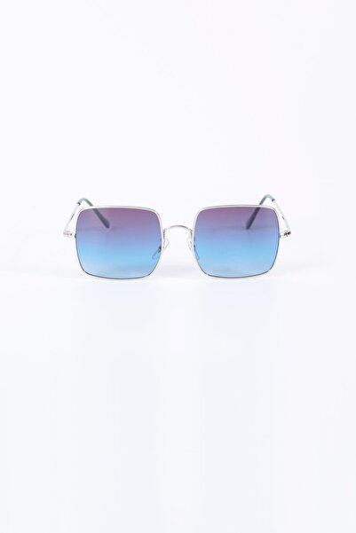 Kare Degrade Güneş Gözlüğü