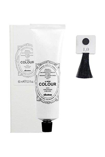 Davines A New Colour Boya 1.0 Siyah 60ml