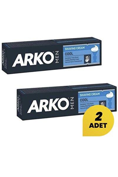 ARKO Snl- Traş Kremi 100 Ml Cool ( 2 Adet )