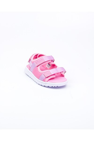 Vicco 332.p20y.304 Pembe Kız Çocuk Sandalet Pembe-27