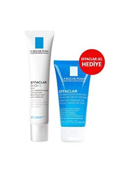La Roche Posay Effaclar Duo [+] 40 Ml Effaclar Gel 50 Ml Hediyeli