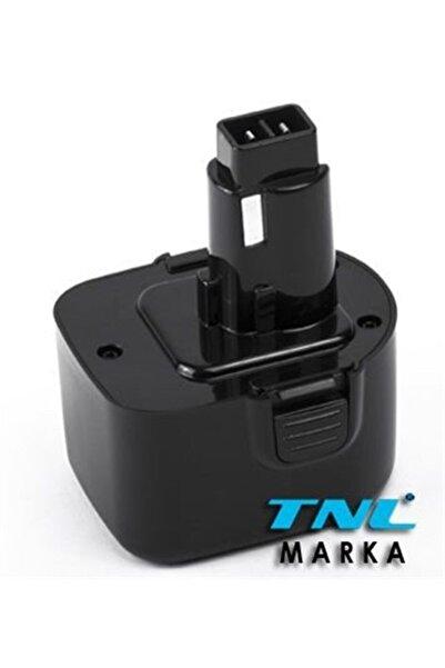Black&Decker Tnl Marka A9275 12v Şarjlı Matkap Uyumlu Ni-cd Batarya