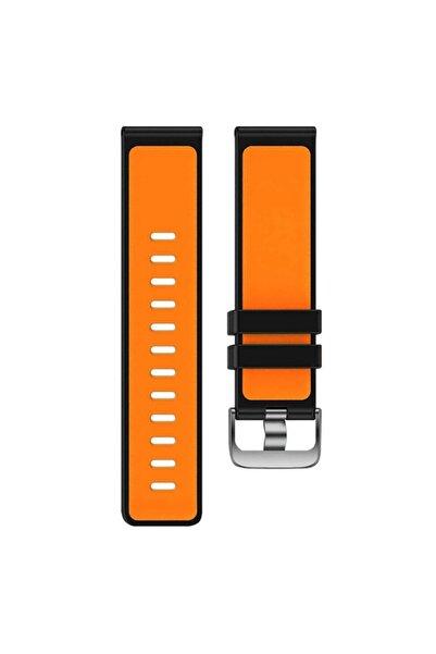 Juo Sports Bluetooth Akıllı Saat Yedek Kordon Turuncu