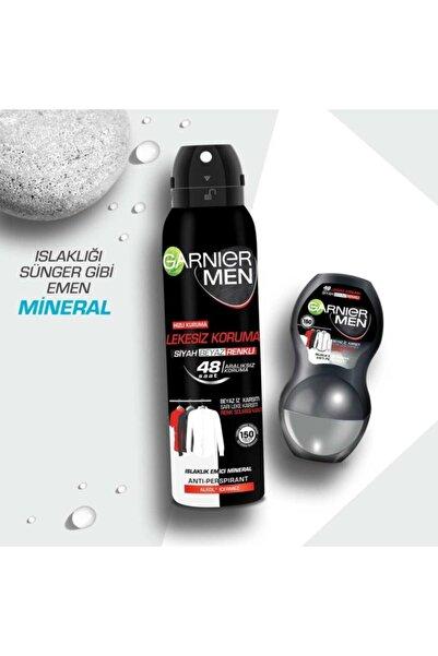 Garnier Men Erkek Deo Sprey Lekesiz Koruma Deodorant+roll-on Seti