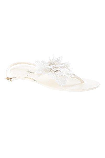 Liu Jo Kadın Sandalet A12256 Lıu Jo Infradıto C/pızzo E Perle