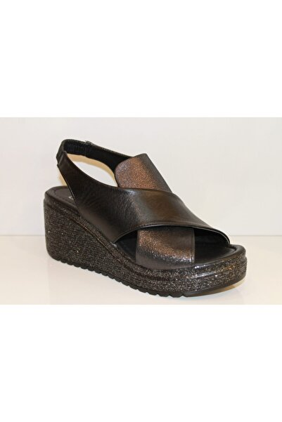 Stella Kadın Deri Sandalet