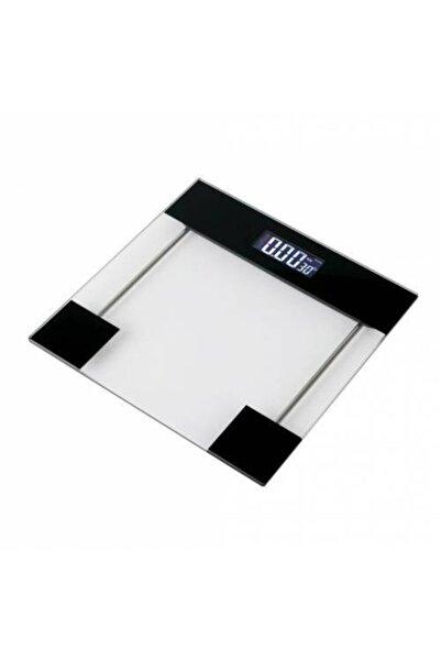 Digital Lcd Ekranlı Banyo Tartısı, 150 Kiloya Kadar Yüksek Hassasiyetli Sensör Temperli Camlı