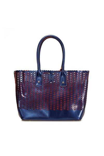 Miss F B15saos069 Mavi Kadın Omuz Çantası