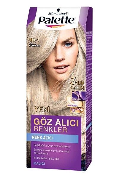 Saç Boyası - göz Alıcı Renkler 10-1 Küllü Açık Sarı 50 ml