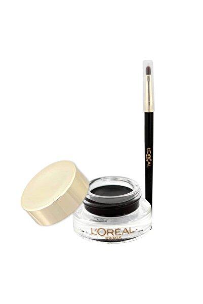 L'Oreal Paris Parisjel Siyah Eyeliner - Gel Intenza 24h Gel Eyeliner 01 Pure Black
