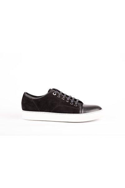 Lanvin Erkek Siyah Sneakers