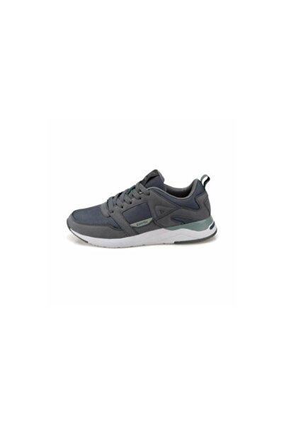 Kinetix Kadın Turkuaz Gri Sneaker Spor Ayakkabı