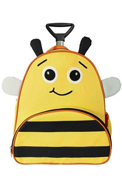 DAMIEN Zoozy Arı Çekçekli Anaokulu Çantası
