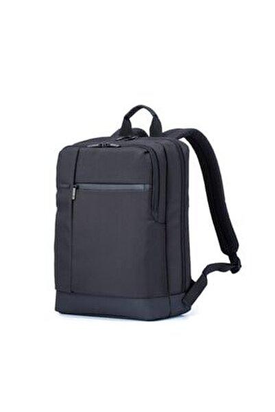 Siyah Classic Business Style Notebook Sırt Çantası 17l