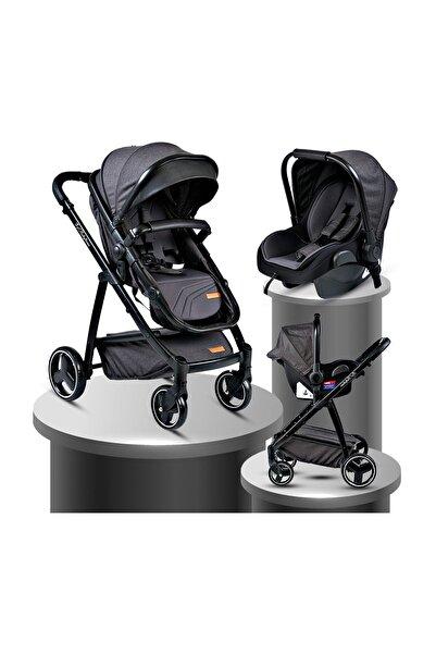 Baby Home 960 Mia Bilyeli Teker Travel Sistem Bebek Arabası Puset