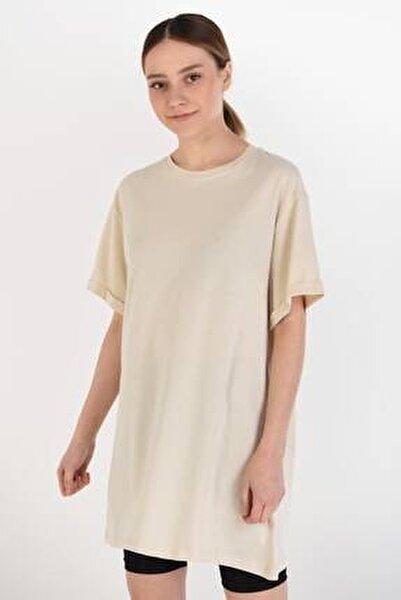Kadın Taş Basic Tişört P0341 - B7 ADX-0000022048