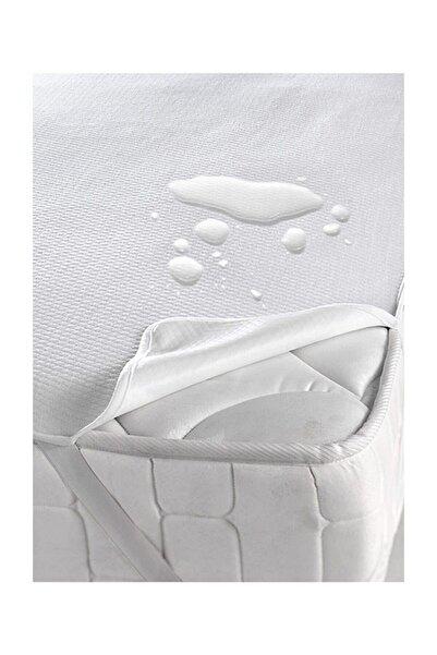 Tuna Tekstil Sıvı Geçirmez Yatak Kpruyucu Alez Tek Kişilik 100x200