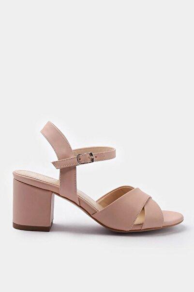 Pembe Kadın Sandalet 01SAY177950A710