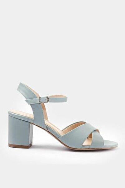 Acık Mavı Kadın Sandalet 01SAY177950A600