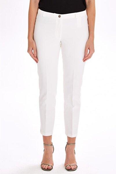 İKİLER Metal Düğmeli Standart Fit Pantolon