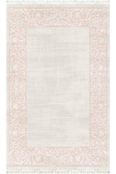 Tiffany Halı T3880p Esinti 150x230 (3,45m2) Pembe