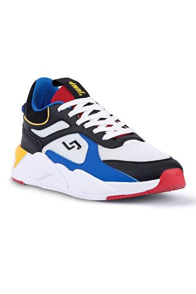 Jump Unisex Beyaz  Sneaker - 24770