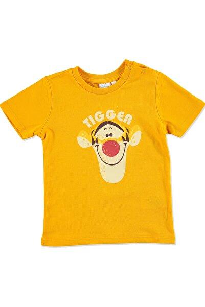 DISNEY Yaz Erkek Bebek Winnie The Pooh T-shirt