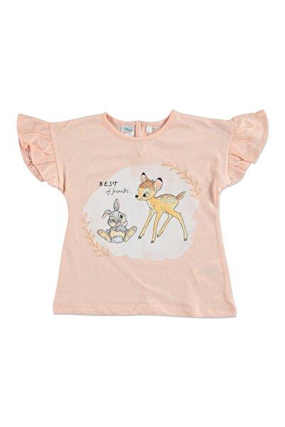 DISNEY Yaz Kız Bebek Bambi T-shirt