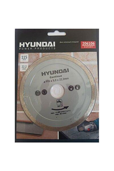 Hyundai Hyundaı Sürekli Elmas Testere Sulu Kesim 206106