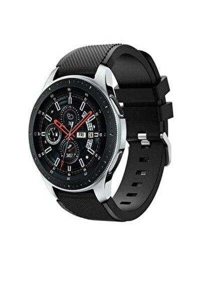 Huawei Watch Gt2 46mm Sport Kordon Silikon Siyah