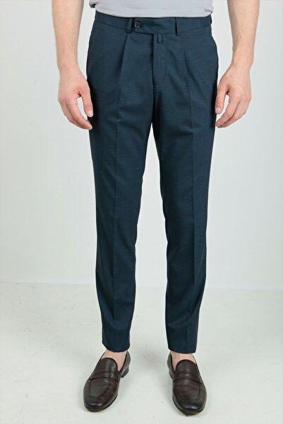 Centone Comfort Fit Klasik Pilesiz Pantolon 19-0123