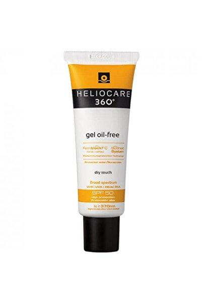 Heliocare 360 Gel Oil Free Spf50+50ml