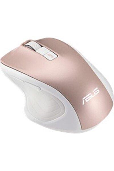 ASUS Mw202 Wt425 Kablosuz Optik Sessiz Tıklama Özellikl 4000 Dpı Rose Gold Mouse