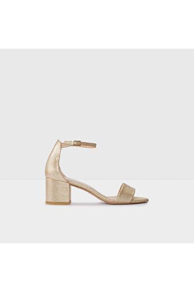 Aldo VILLAROSA-TR - Altın Kadın Topuklu Sandalet