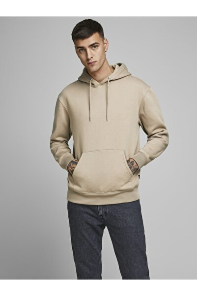 Jack & Jones Sweatshirt - Soft Essentials Sweat Hood Noos 12161145