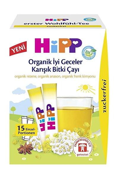 Hipp Organik İyi Geceler Karışık Bitki Çayı