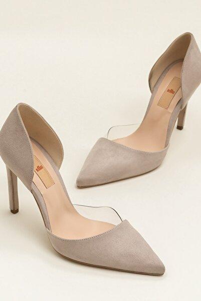 Elle Shoes CALANDRIAA Açık Bej Kadın Ayakkabı