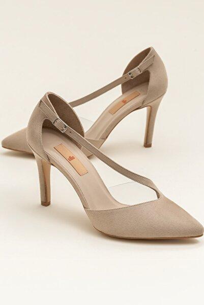 Elle Shoes OLINDAA Bej Kadın Ayakkabı